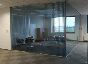 ścianki szklane i zabudowy szklane szczecin